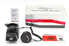 BOXED【EXC+5】Zenza Bronica TTL Exposure Light Meter for S2 S2A from Japan 53