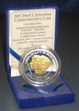 HUTT RIVER PROVINCE: GOLD PLATED ANNIVERSARY COIN - LIMITED -    CHEAP