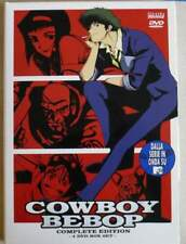 SHIN VISION COWBOY BEBOP COMPLETE EDITION BOX SERIE COMPLETA 4 DVD + THE MOVIE