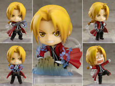 Japan Anime Nendoroid Fullmetal Alchemist Edward Elric Action Figure 10cm Nobox