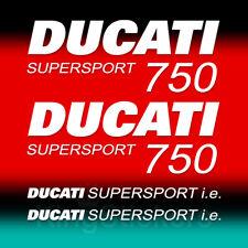 Kit ADESIVI DUCATI 750 SUPERSPORT stickers decal moto