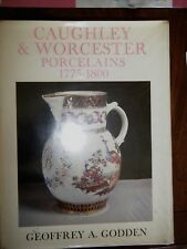 Caughley and Worcester porcelain 1775-1800