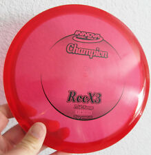 Rocx3 - Stock Run - Champion - Innova- 180g - Ruby Red Plus Black + Bonus