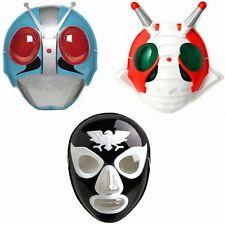 New Japanese Kamen Rider Mask Set of Three Cosplay Halloween Costume