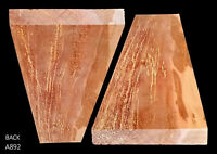 Tiger Myrtle Craft Woodworking timber board exotic wood lumber turning blank