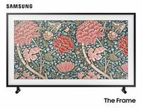"Samsung QN43LS03RAFXZA Frame 43"" QLED 4K UHD Smart TV (2019) (QN43LS03R)"