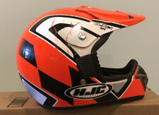 HJC Snowmobiled And Motor cross Helmet