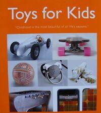 LIVRE/BOOK : TOYS FOR KIDS jouets de luxe,extraordinaire,design,voiture à pédale