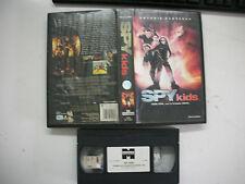 SPY KIDS 2001 VHS italiano