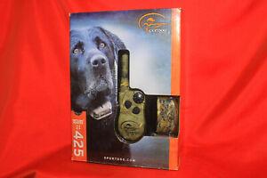 SportDog Training Collar SD-425 CAMO FieldTrainer Remote Trainer *NEW FREE SHPG*
