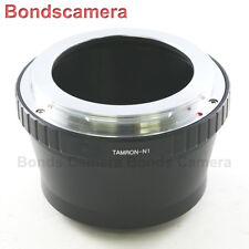 Tamron Adaptall 2 AD2 Lente a Nikon 1 Mount J1 J2 V1 V2 Adattatore intercambiabili