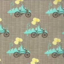 Moda Fabric ~ Bluebird Park  ~1/2 yard ~ Lamp Post # 13103 16~100% Cotton