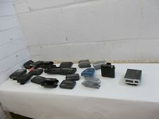 Vintage Collection of 12 Motorola Pager Voice Alpha Numeric Medical Police Fire