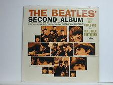 The Beatles - Second Album, Capitol T 2080, 1964 Mono LP