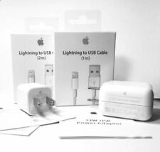 IPHONE CHARGER Lightning Cable 3/6/10 FT USB Charger Cord Apple iPhone7/6S/XS/11