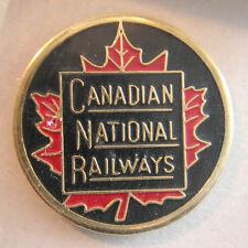CANADIAN NATIONAL RAILWAYS Railroad PIN (E)