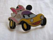 Disney Trading Pin 94920: Disney Characters as Cars - Daisy Duck