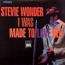STEVIE WONDER I Was Made To Love Her TAMLA Sealed Vinyl Record LP
