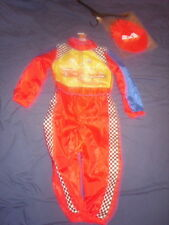 Costume  de Disney Cars - COMBINAISON LIGHTNING Mc QUEEN  - 7/8 ans - neuf