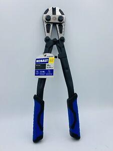 Kobalt 14-in Bolt Cutters (Blue Handle) BRAND NEW