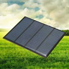 Solar Panel DIY Powered Models Parts for Photovoltaic System Charger 12V 1.5W DH