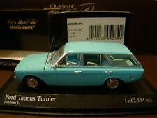 Minichamps Ford Taunus Turnier P5  - 1/43 - ref. 4000811410