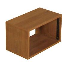 "Sapele 6u 19"" Rack Cabinet - Recording Studio Furniture - Sound Desks (SMP6VSap)"
