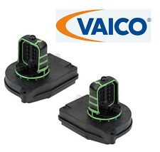 For BMW 128i 528i X3 X5 Pair Set of 2 Adjusting Unit for Intake Manifolds Vaico