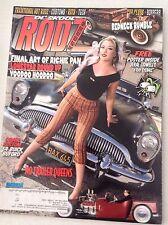 Ol' Skool Rodz Magazine Jeral Tidwell October/November 2015 030217NONRH