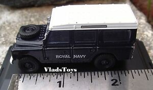 Oxford Military 1/76 Land Rover Series II LWB Station Wagon Royal Navy 76LAN2015