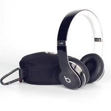 SOLO HD 2.0 DR. DRE BEATS WIRED SPECIAL EDITION BLACK WHITE ON EAR HEADPHONE