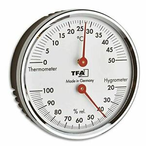 TFA Dostmann TFA 45.2041.42 Thermo-Hygrometer for a Better Living and Indoor Cli