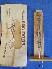 Gravitation Vintage Wood Skill Game
