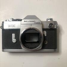 VINTAGE CANON-BELL&HOWELL FX SLR 35MM MODEL FILM CAMERA