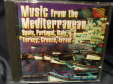 Music from the Mediterranean spain portugal ITALY Greece turkey, Israël