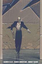 TRANSMETROPOLITAN (deutsch) # 27  ERLANGEN-VARIANT lim.666 Ex. Darick Robertson