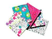 Seahorse Fabric, Nautical Fat Quarter Bundle Fabric Craft Bundle Ocean Fabric