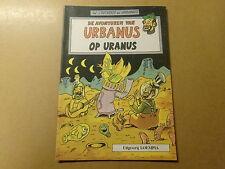 STRIP / URBANUS 4: URBANUS OP URANUS | 1ste druk