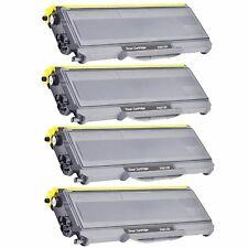 Pack 4 toner XL TN2120 para hl-2140 hl-2170w dcp-7030 dcp-7040 tn-2120 non-oem