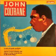 John Coltrane Jazz Lp Vinyl 33 Giri