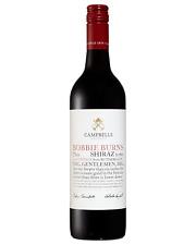 Campbells Bobbie Burns Shiraz bottle Wine 750mL Rutherglen