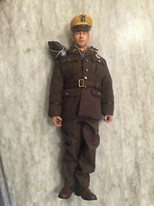 "CUSTOM 12"" FIGURE WWII US 101 AIRBORNE BAND OF BROTHERS DRAGON 1/6 SCALE DID"