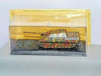 ALTAYA DIECAST 1:72-REF:BX09 JAGDPANTHER (SD.KFZ173) GERMAN ARMY LUXEMBOURG 1944