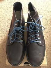71b82dec6a Timberland Earthkeepers Work Leather Brown Boots Size US12 EU46 UK11.5