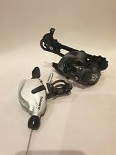 SRAM X7 Long Cage rear derailleur 9 Speed with X7 Shifter MTB