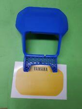 - Yamaha xt600 XT 1vj 2kf tenere Mascherina FARI FANALI Maschera Maschera Blu Giallo