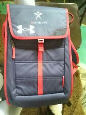 Limited Edition Under Armour Storm1 USA Gymnastics Red White Blue Backpack Bag