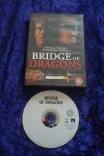 DVD.BRIDGES OF DRAGONS.DOLPH LUNDGREN.TAGAWA.MARTIAL ARTS WAR.UK REGION 2 DVD