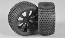 FG Truggy Pin 185 M OR-Reifen Komplettrad verklebt Felgen schwarz 67207/05