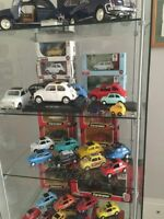 Shelf brackets for IKEA DETOLF, add extra shelves, perfect for Diecast Cars